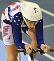 Sarah Hammer at the 2010 UCI Track Cycling World Championships, Copenhagen, Denmark - 20100324.jpg