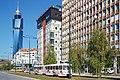 Sarajevo Tram-237 Line-4 2011-10-19 (2).jpg