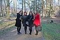 Savarsin Palace park guests.jpg