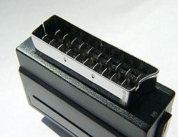 SCART RGB разъем