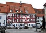 Schömberg Alte Schule Narrenmuseum