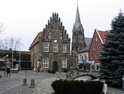 Schüttorf Market and City Hall.jpg