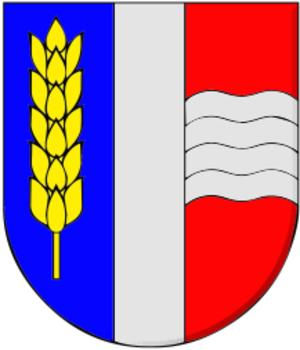 Liechtenstein heraldry - Image: Schaan
