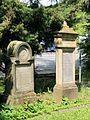 Schelsenen, Jüdischer Friedhof Grabsteine.jpg