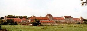 Schloss Neugebäude - Main building, 2005 condition