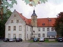 Schloss Oberwiederstedt (Quelle: Wikimedia)