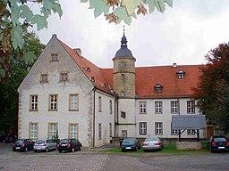 Zamek Oberwiederstedt