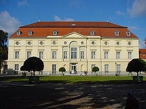 Museum für Vor- und Frühgeschichte (Berlin) - Former home of the Museum für Vor- und Frühgeschichte in Charlottenburg