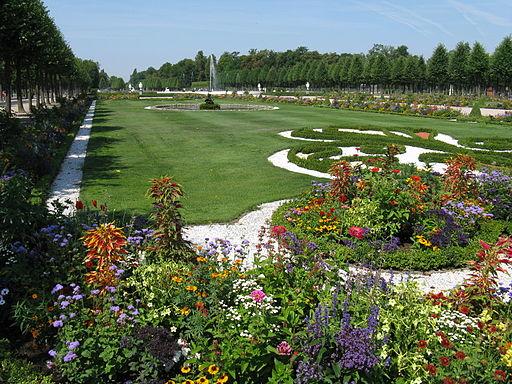 Schwetzingen-Schloßgarten