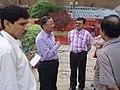 Science Career Ladder Workshop Participants Visiting Science City - Indo-US Exchange Programme - Kolkata 2008-09-17 01249.JPG
