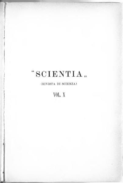 File:Scientia - Vol. X.djvu