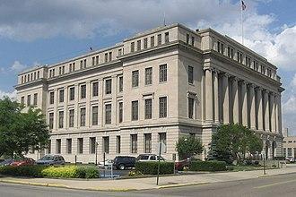 Portsmouth, Ohio - Scioto County Courthouse