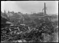Scrap metal at the Burnside Iron Mills, Dunedin. ATLIB 294035.png