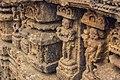 Sculpture on AudienceHall (Jagamohana, Pidha Deul).jpg