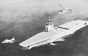 Sea Control Ship - Image: Sea Control Ship 1972