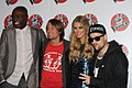 Seal, Keith Urban, Delta Goodrem, and Joel Madden - The Voice Australia coaches, 2012.jpg