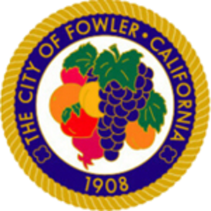 Fowler, California - Image: Seal of Fowler, California