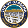 Official seal of Gardena, California