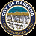Seal of Gardena, California.png