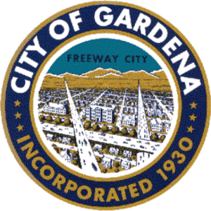 Gardena, California - Image: Seal of Gardena, California