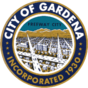 Seal of Gardena, California.png