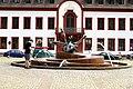 Sebastian-Münster-Brunnen - Karlsplatz - Heidelberg - Germany 2017.jpg
