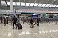 Secondary security screening waiting area of Liuzhou Railway Station (20190421115804).jpg