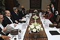 Secretary Kerry Meets Indonesian Foreign Minister Natalegawa in Jakarta (12563793165).jpg