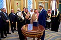 Secretary Kerry Meets With Abdulrahman Alzamil of the Council of Saudi Chambers (24497130121).jpg