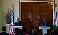 Secretary Tillerson Participates in a Joint Press Availability in Djibouti (25836678077).jpg