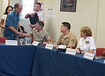 Secretary of Labor visits K-Bay to discuss jobs, transitioning 150707-D-RT812-020.jpg