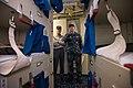 Secretary of the Navy tours USS The Sullivans with Commander officer. (35988351473).jpg