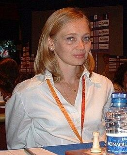Elena Sedina Italian chess player