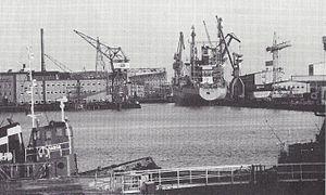 Schichau Seebeckwerft - Image: Seebeck Werft