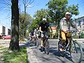 Sekcja Rowerzystów Miejskich-wycieczka 2004.jpg