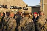 Sen. Levin meets with Afghan, ISAF senior leaders in Afghanistan 131024-A-UO630-013.jpg