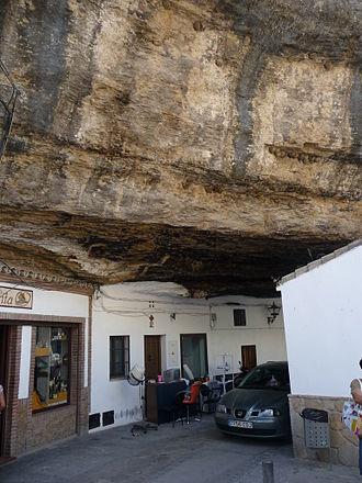 Setenil de las Bodegas - Image: Setenil De Las Bodegas P1050109