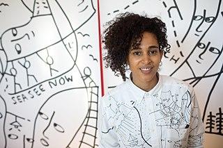 Shantell Martin British visual artist