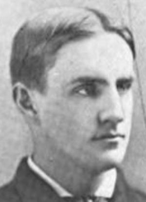 Sherman Hoar - Hoar in his student days
