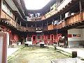 Shijia Cun - Nan'an Lou - inside - DSCF3824.JPG