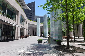 Shiodome City Center - Shiodome City Center underground