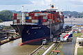 Ship Providence Bay at panama canal.jpg