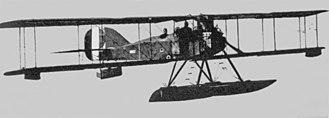 Short Type 827 - Short Type 827 (8237), at Lee-on-Solent, 1918