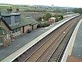 Shotts railway station in 2006.jpg