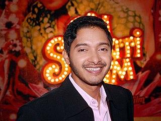 Shreyas Talpade Indian actor