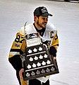 Sidney Crosby with Conn Smythe Trophy 2017-06-11 1.jpg