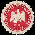 Siegelmarke Generalstab des Feldheeres N.O. Mitte W0255616.jpg