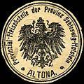 Siegelmarke Provinzial - Fleischstelle der Provinz Schlewsig - Holstein W0205457.jpg