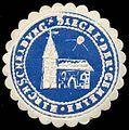Siegelmarke Siegel der Gemeinde Kirchscheidung W0310522.jpg
