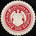 Siegelmarke Siegel des Magistrats zu Juliusburg W0232675.jpg